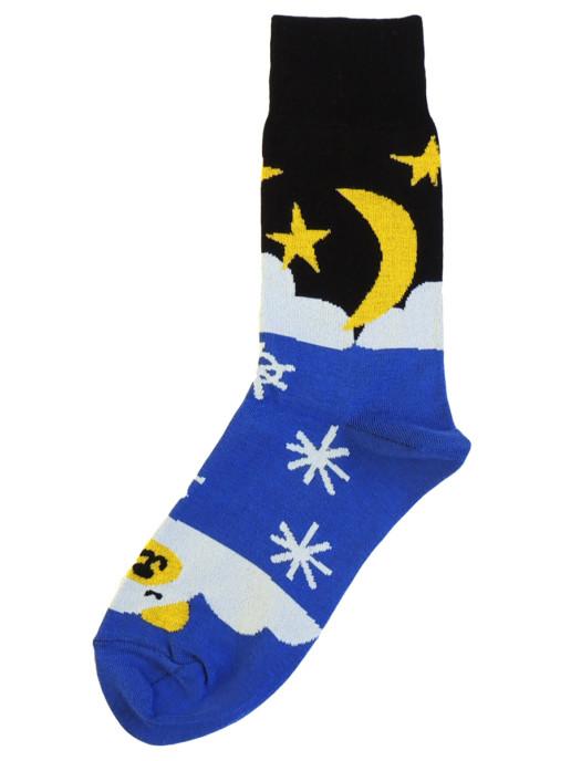 Носки сказочные новогодние