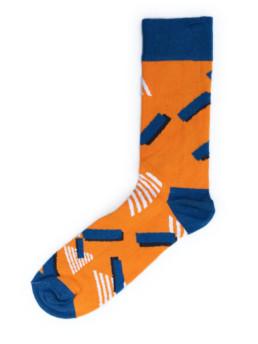 оранжевые носки ANORAAK