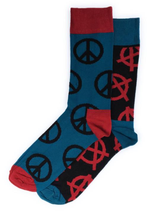 цветные носки RIOT