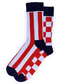 CHECKER носки